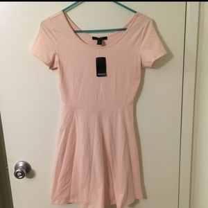 NWT forever 21 dress pink sz small